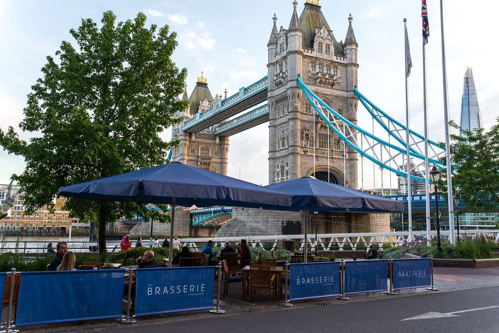 The Brasserie at the Tower Hotel
