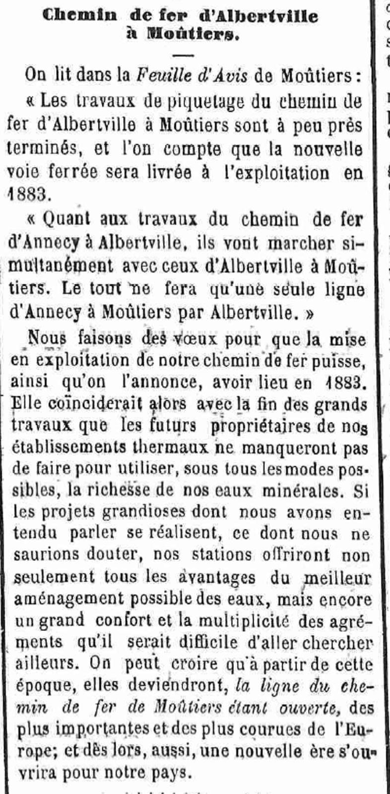 extrait du courrier des alpes du 7 octobre 1880 (cliquez sur l'image pour lire)