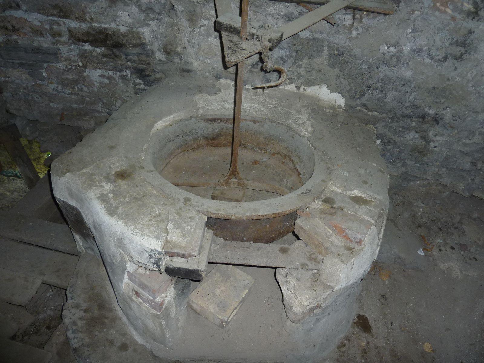 Le moulin à huile 1-la restauration