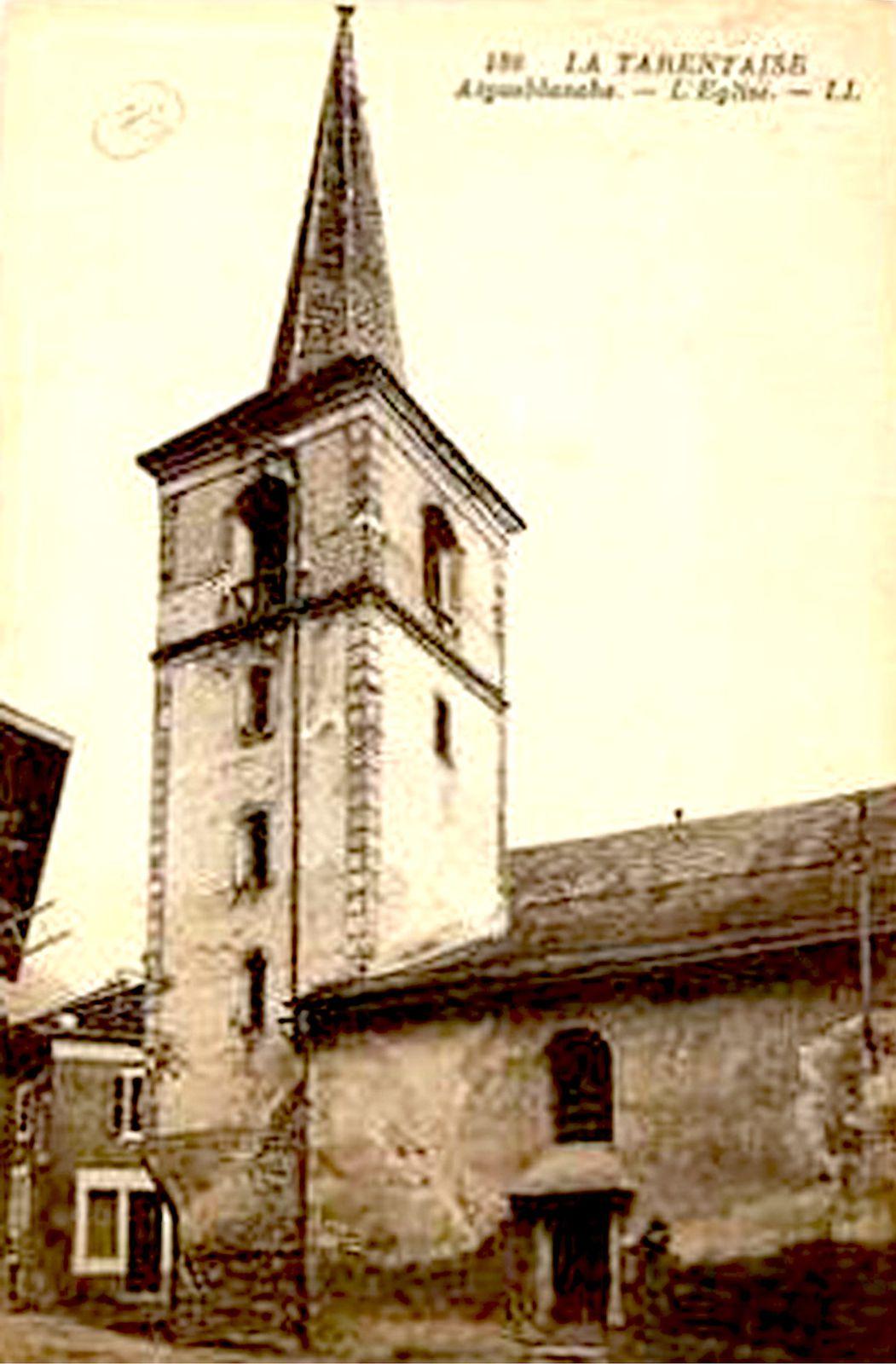 L'égilse Paroissiale Saint-Jean-Batiste