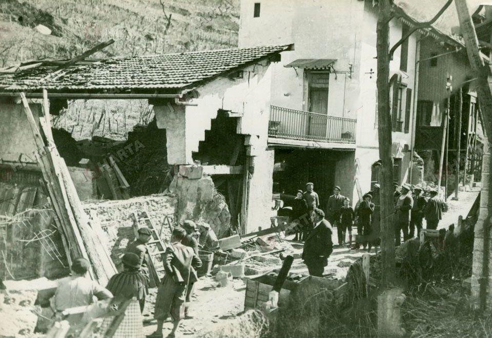 Les éboulements de Rocheplate (partie 1- avril 1937)