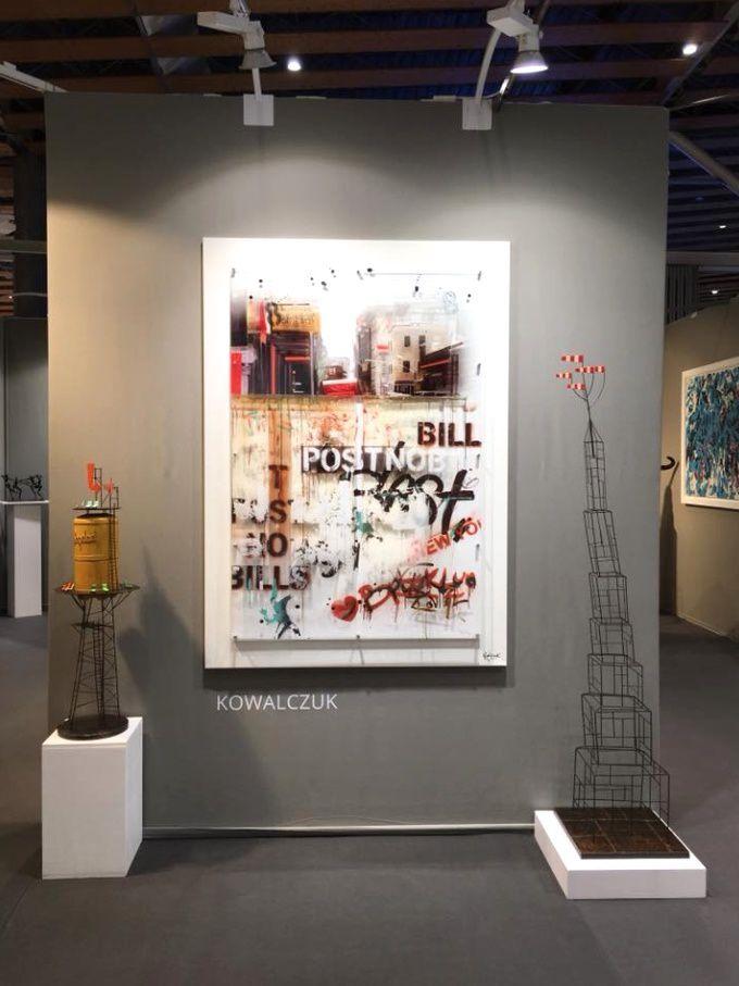Compilation de la galerie (merci Aurélie), de Art3f (merci Dagmara), de Art Up (merci Fanny et Bernard)