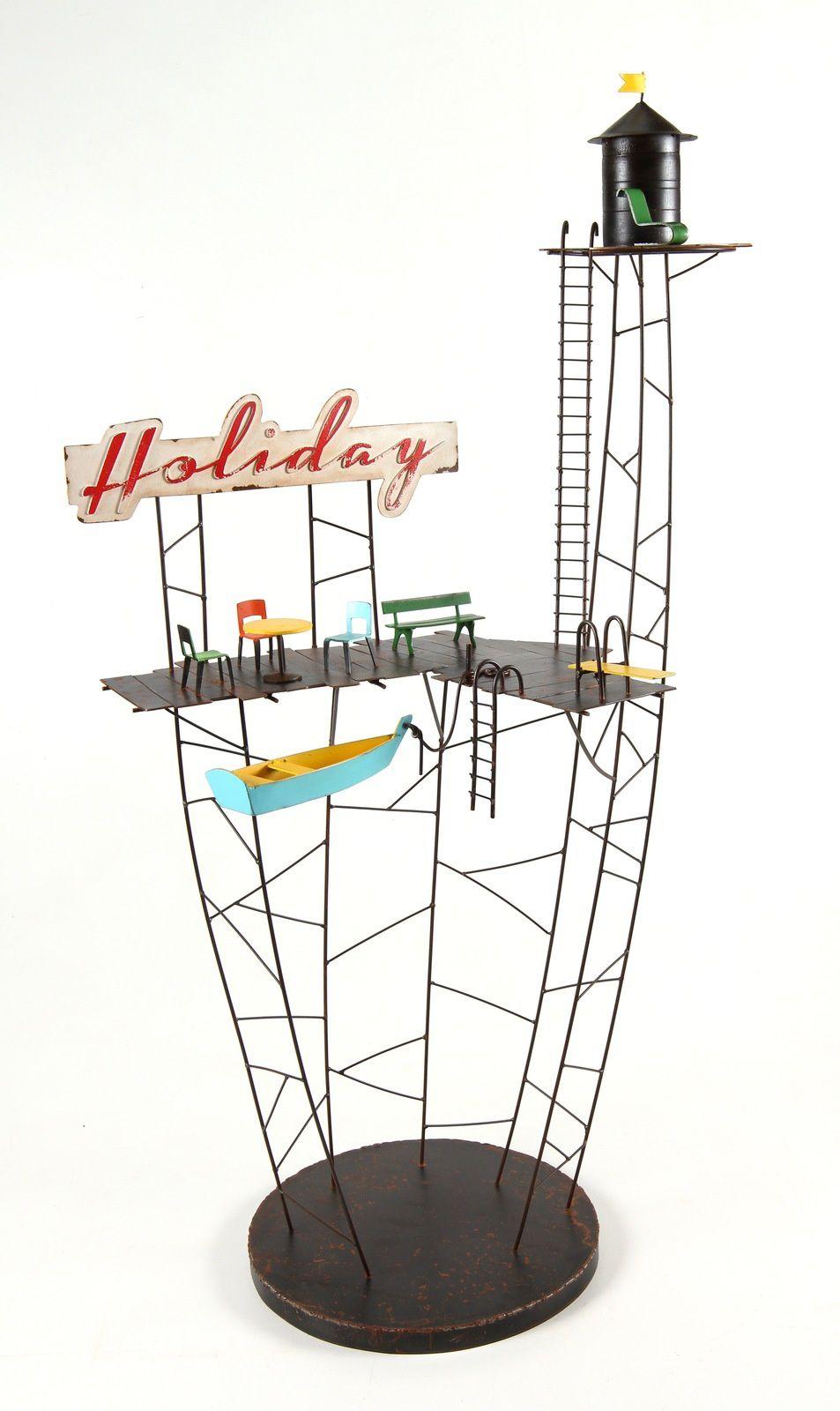 A l'usine et Holiday