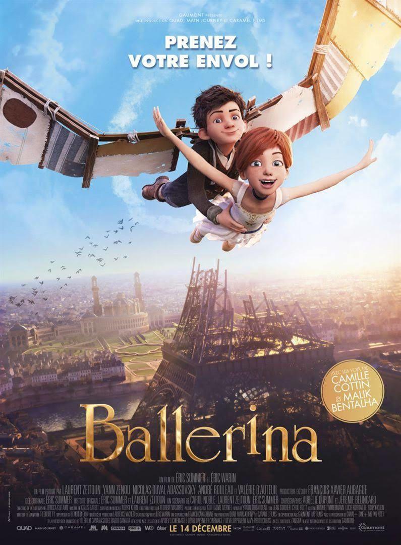 Mercredi séance ciné : Ballerina