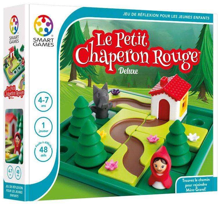 Le petit chaperon rouge de Smartgames : jeu de réflexion pour jeunes enfants [A quoi jouent-ils ?]