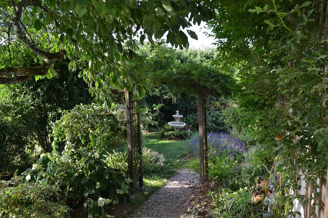 Le jardin fait son chaud ! (2)