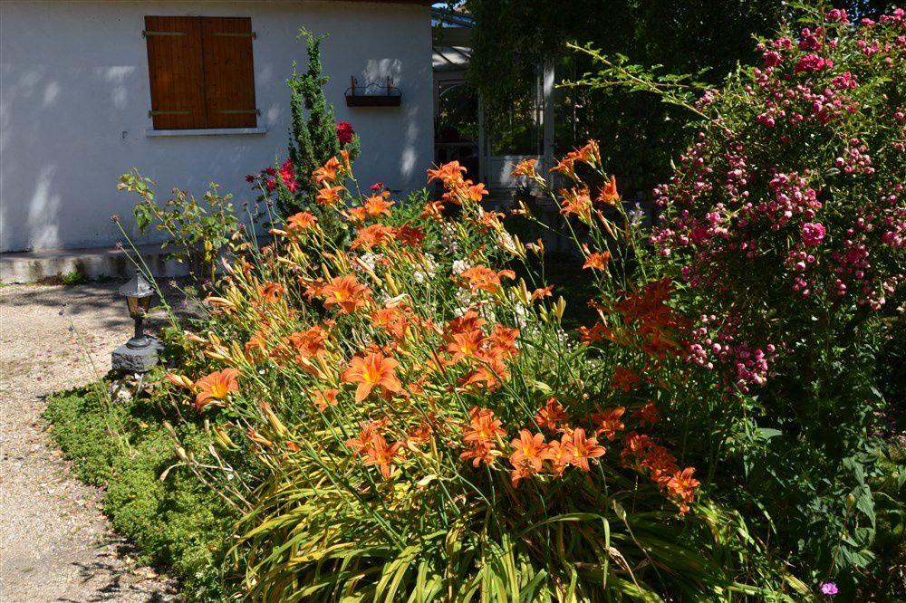 Au jardin de Valérie...