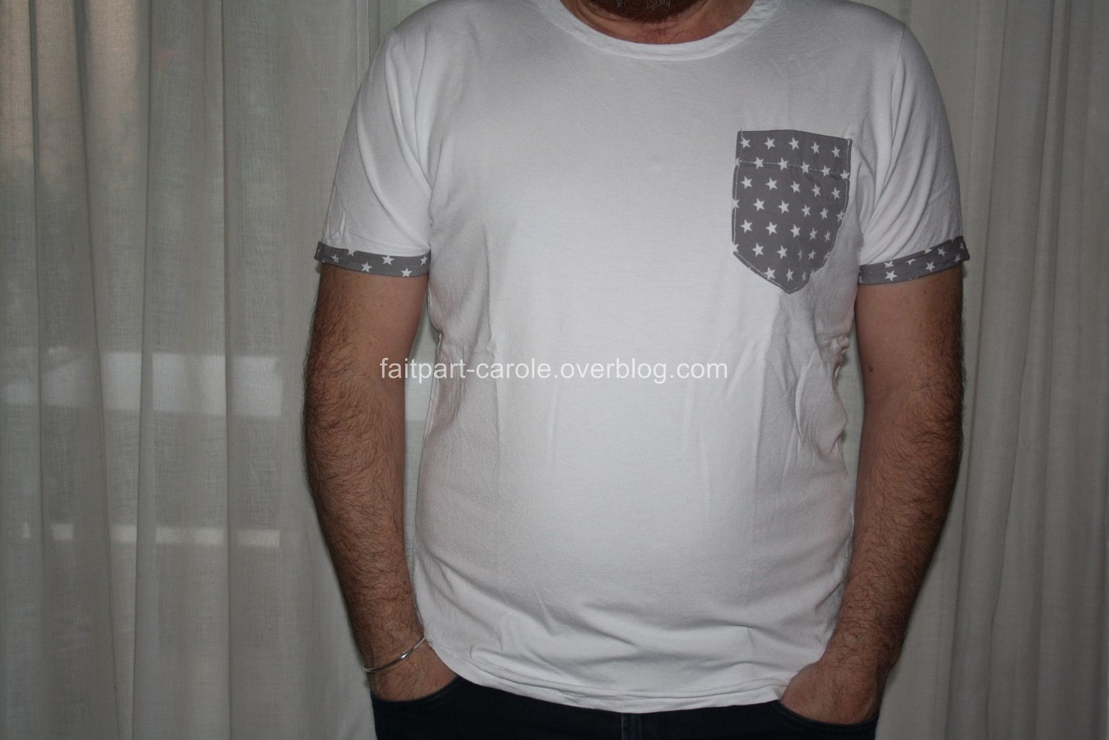 tee shirt homme personnalisé