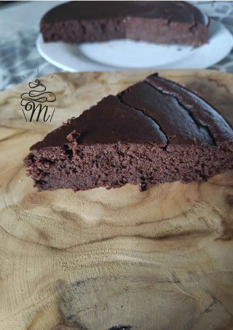 Gâteau chocolat fondant aux haricots rouges
