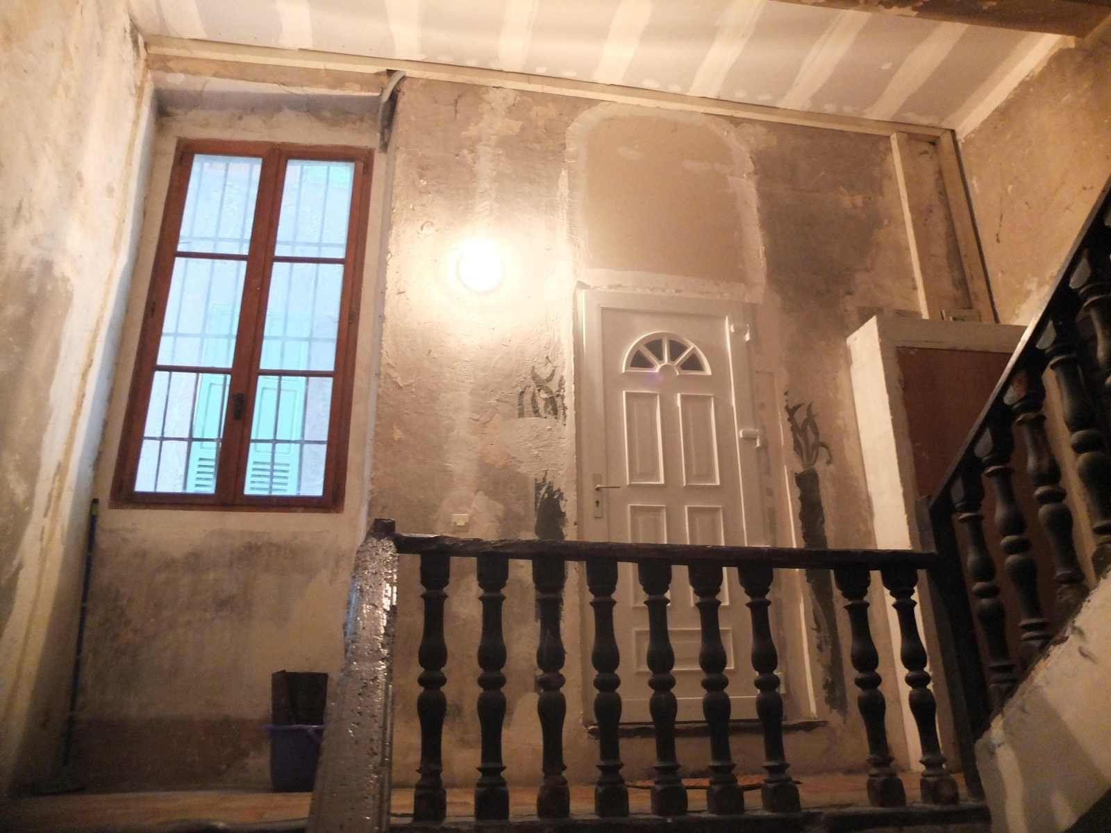 Escalier de la Renaissance du couvent des Templiers(1242-1308)