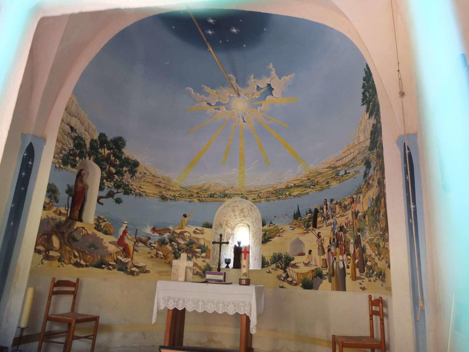 La chapelle Saint-Raphaël