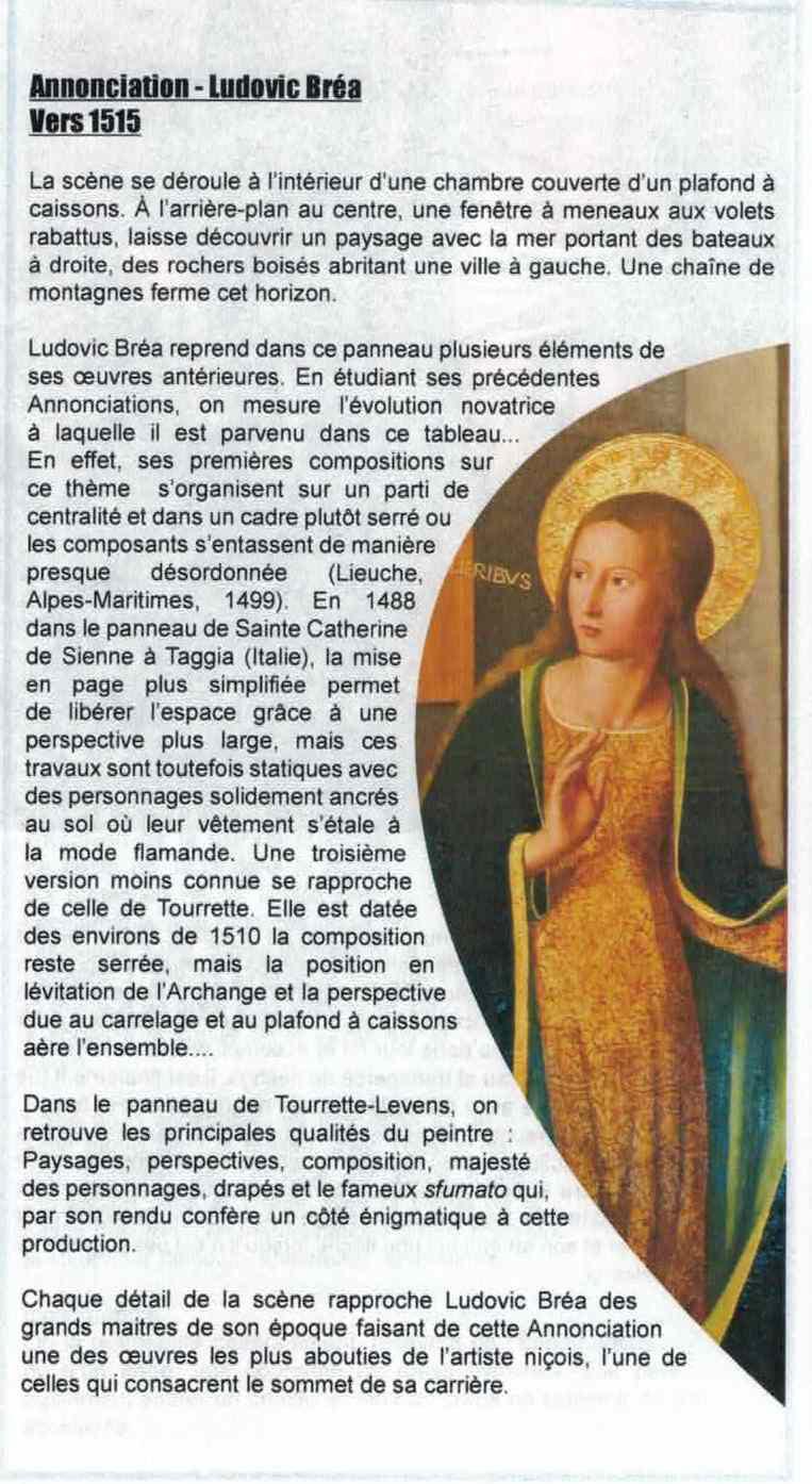 TOURRETTE-LEVENS