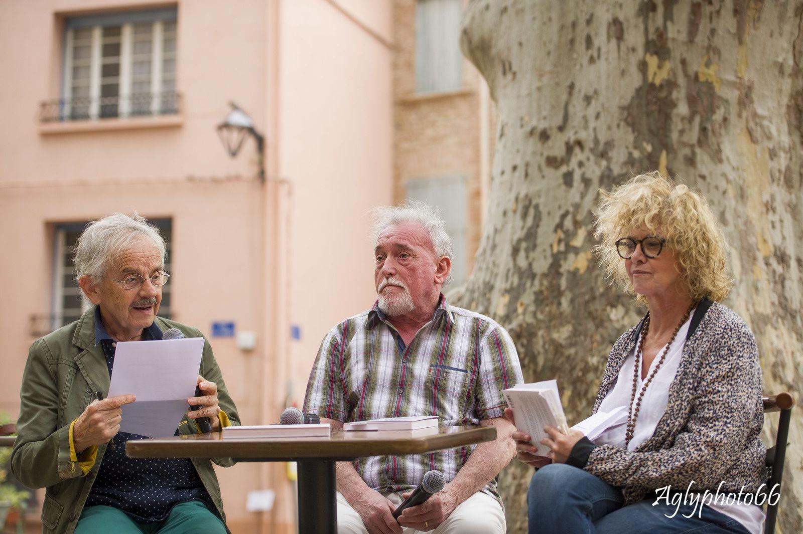 Yves Rouvière répond aux questions d'Elisabeth Fita et Bernard Revel.