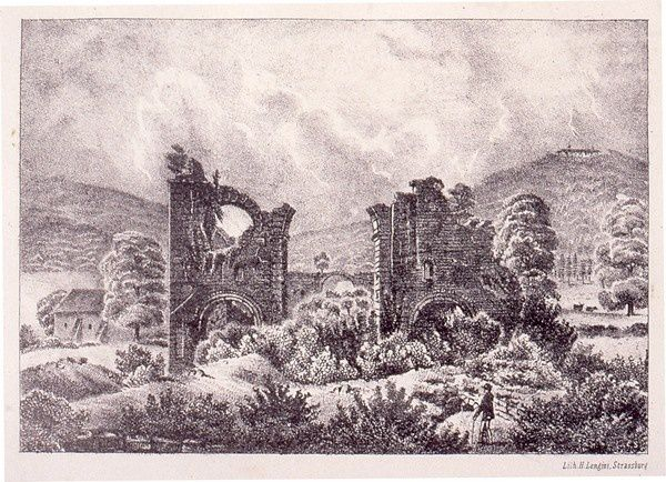Lithographie de Longini (~1875)