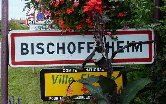 Les Strasbourgeois incendient l'église de Bischoffsheim