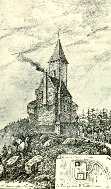 Les Marx d' Eckwersheim et le château de Bilstein