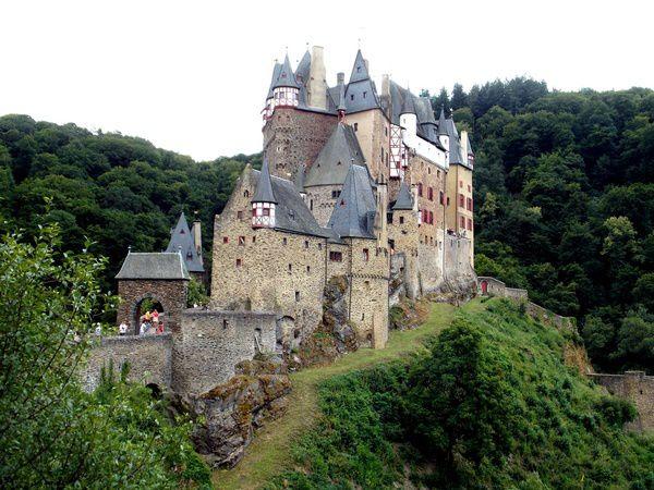 Escapade au château d'Eltz, près de la Moselle
