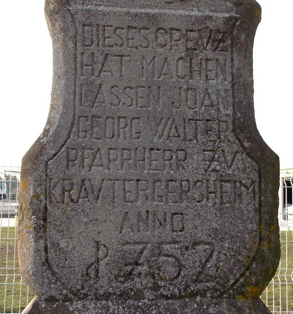 S'Wunderkriz  von Krautergersheim