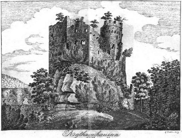 Le Rathsamhausen, Imlin, 1821