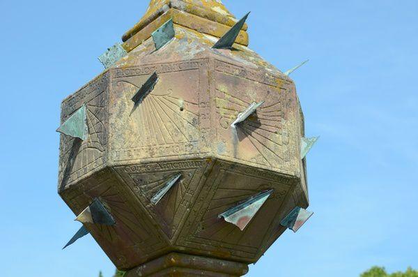 Le cadran solaire du Mont-Sainte-Odile
