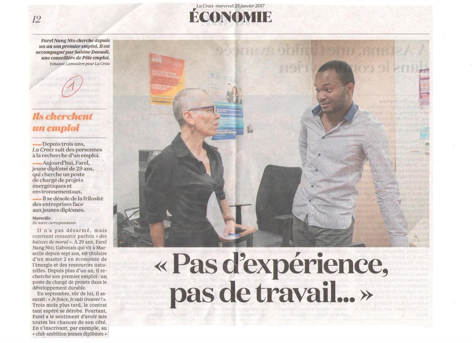 Vus et lus dans Les Echos du 19 décembre 2016, La Croix du 25 janvier 2017, et l'Usine Nouvelle n°3494 du 01 décembre 2016