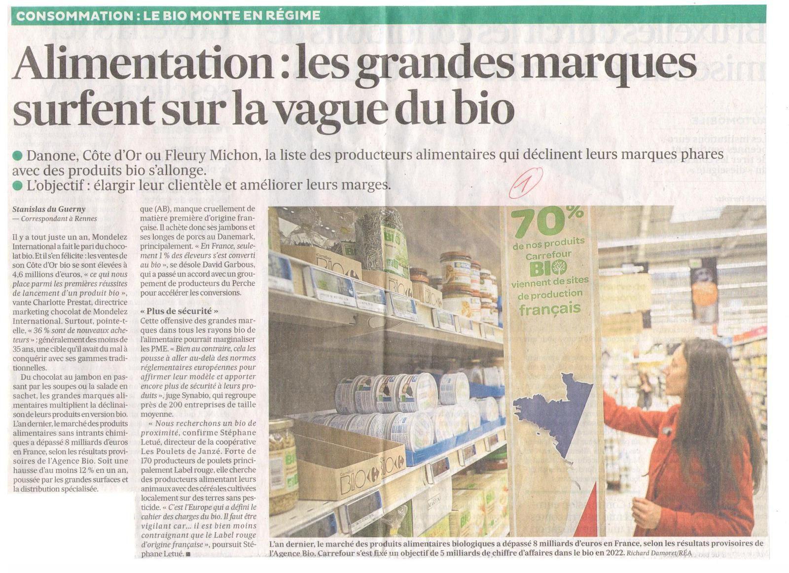 Vus et lus dans Le Monde du 23/02/18, etLes Echos du 23/04/18