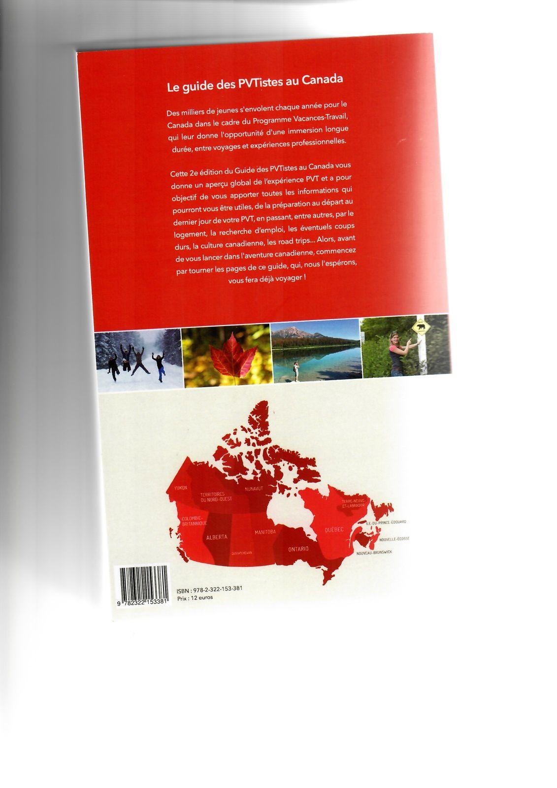Le guide des PVTistes au Canada