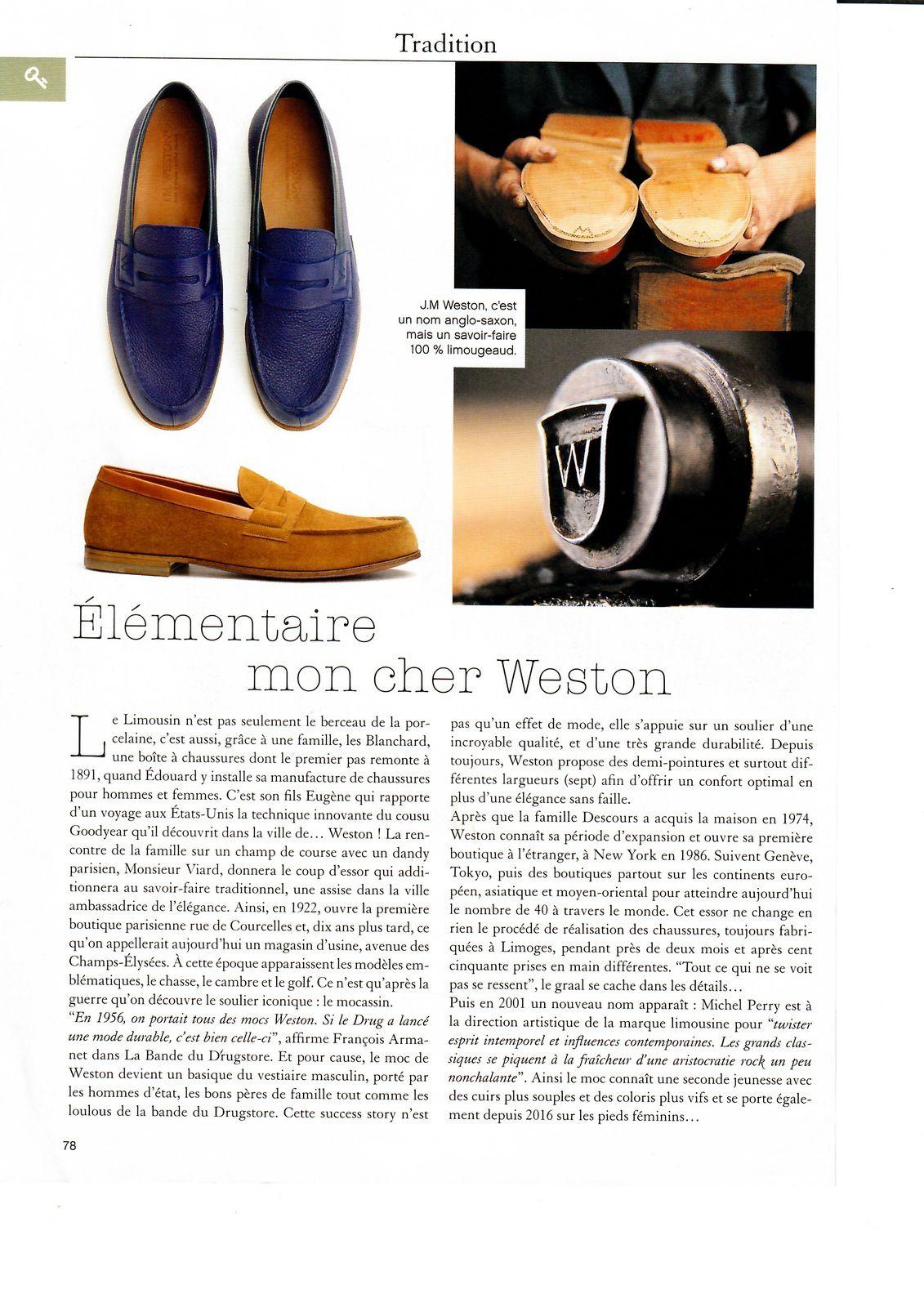Vu et lu dans Mag'In France n° 3 de sept/oct 2016