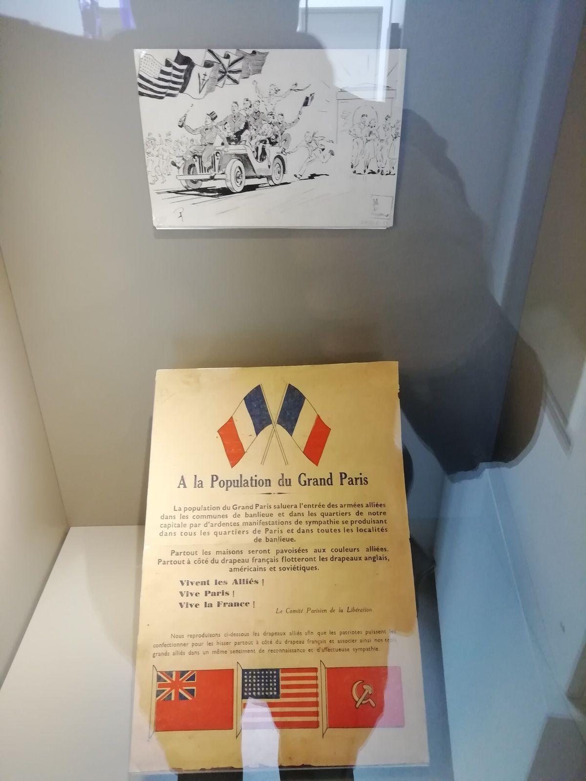 Musée de la Libération / Photos J.S