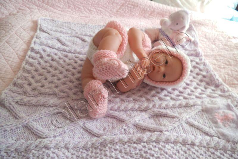 couverture bébé laramicelle