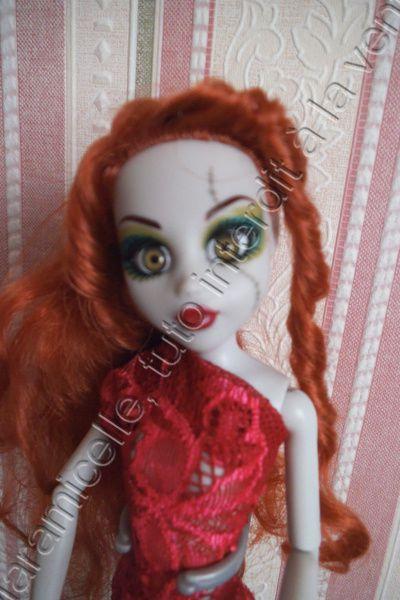 tuto gratuit barbie : combinaison intégrale, jupe et bottes