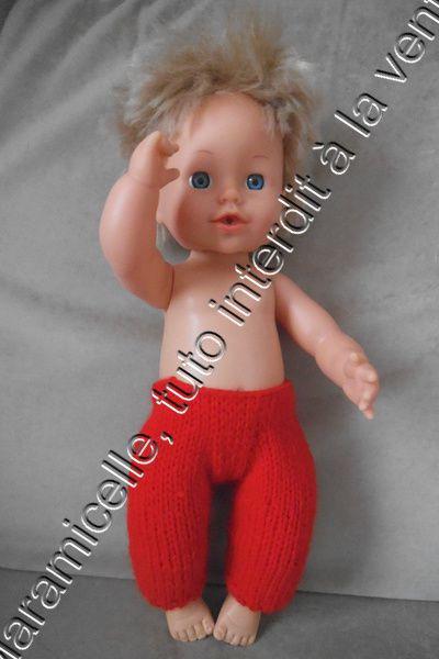 tuto gratuit poupée: pantalon