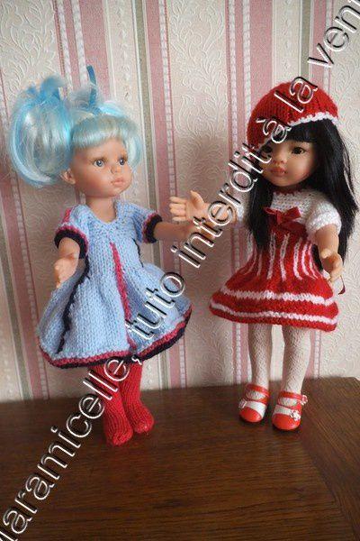tuto gratuit poupée : un bibi pour une jolie poupée