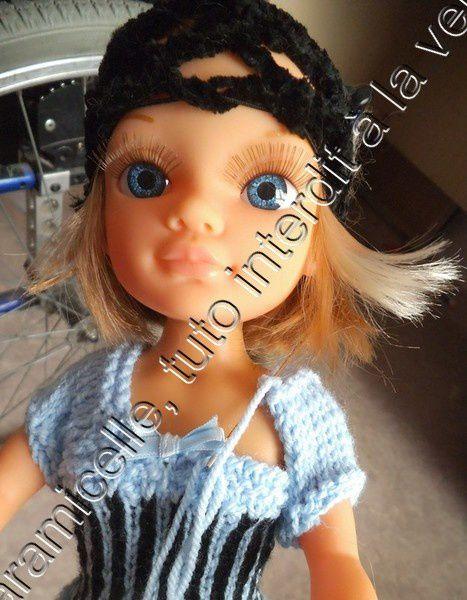 tuto gratuit poupée: pull guêpière