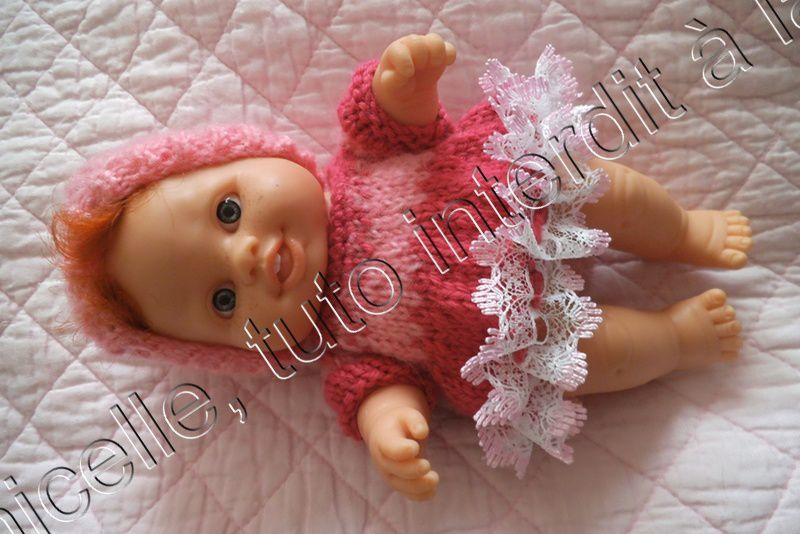 tuto gratuit poupée: un bonnet tout doux pour l'automne