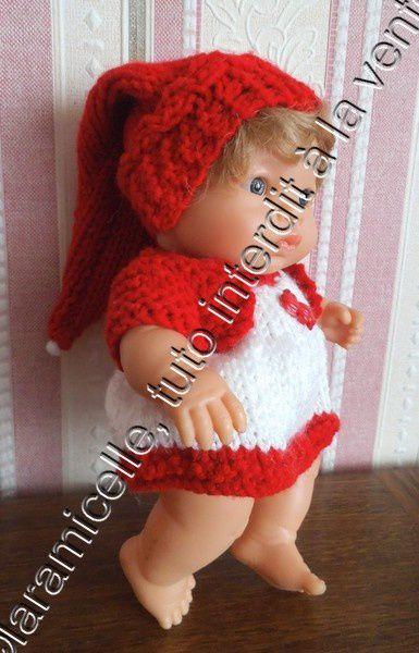 tuto gratuit poupée : bonnet de lutin