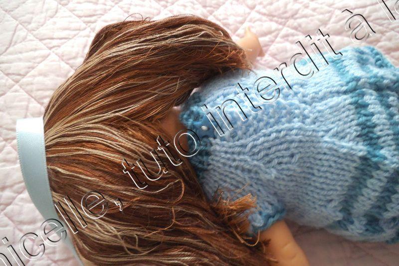 tuto gratuit poupée: robe tournoyante