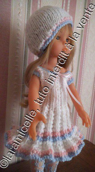 tuto gratuit poupée: bonnet façon bibi