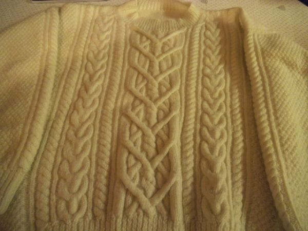 lecture d'un diagramme de tricot