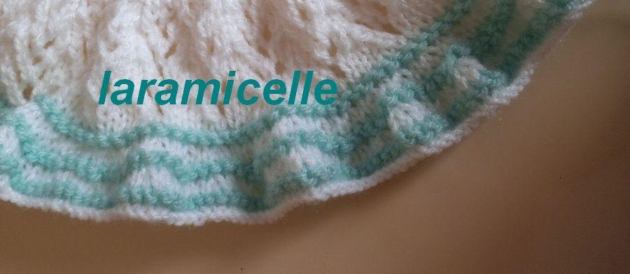 tricot poupée : mon en -cours