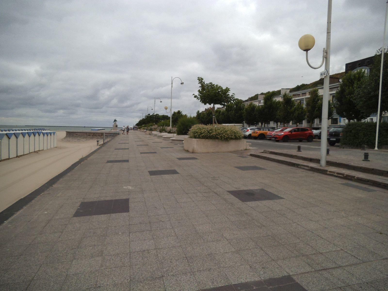 sur le port de Boulogne /mer