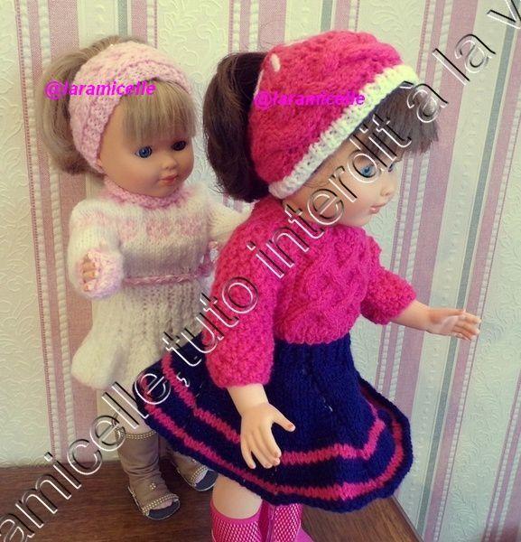 tuto gratuit poupée : bonnet queue de cheval ou bonnet fermé ; défi de Dane