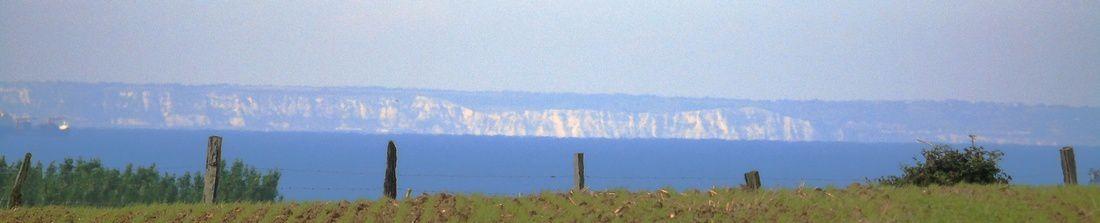 photos de Victoria Lynn ; que voit on de Boulogne sur mer ? l' Angleterre