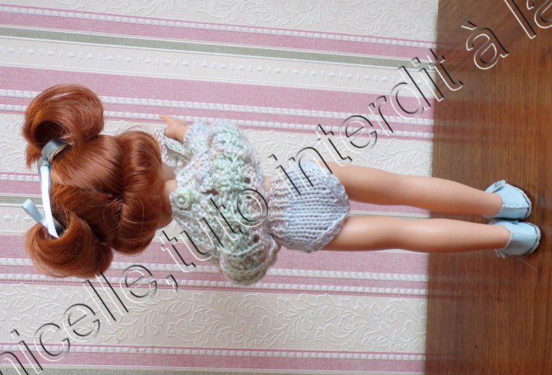 tuto gratuit  poupée  : petite culotte