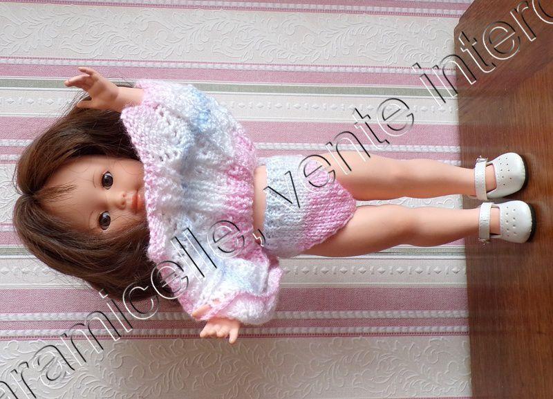 tuto gratuit  poupée  : petite culotte pour Marie Françoise et autres  poupées de même taille
