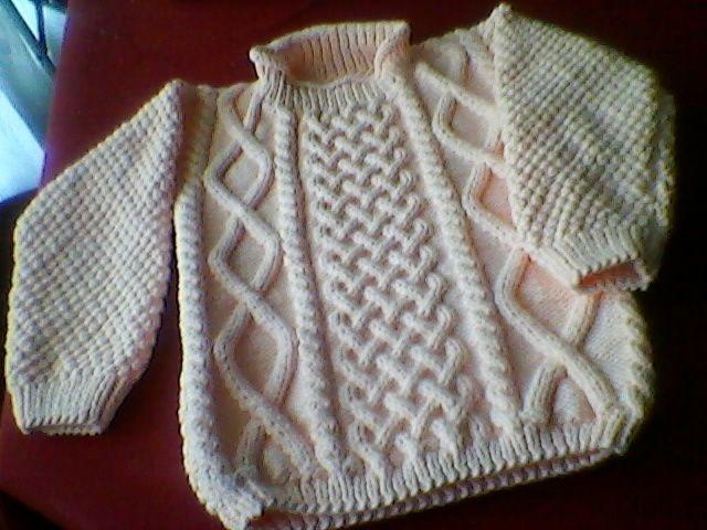 tuto gratuit : faire son patron de tricot