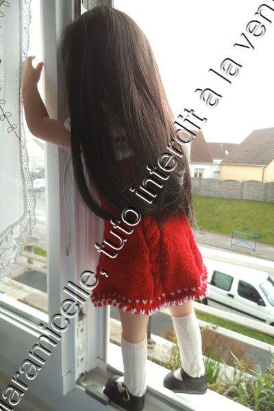 tuto gratuit poupée: robe pour jolie poupée sage