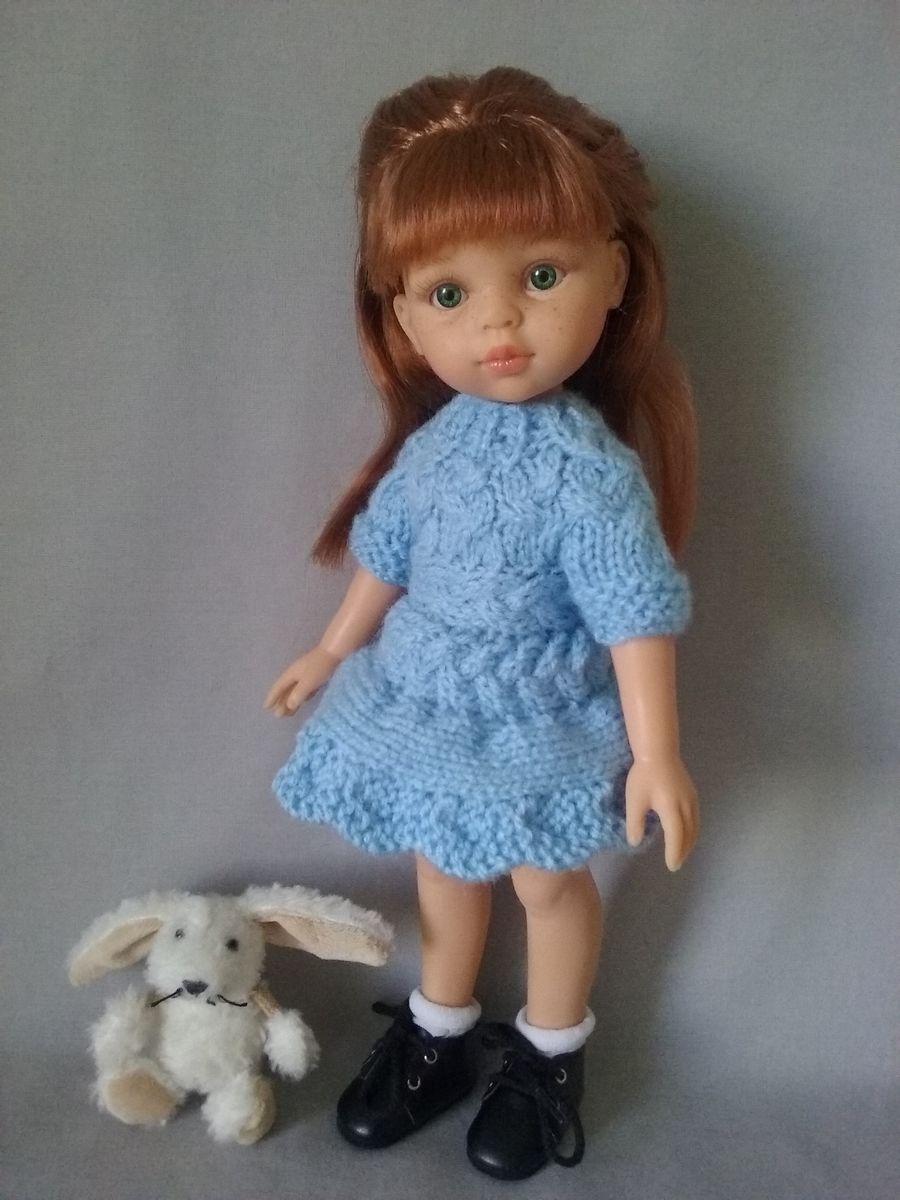 Katia a reçu sa robe
