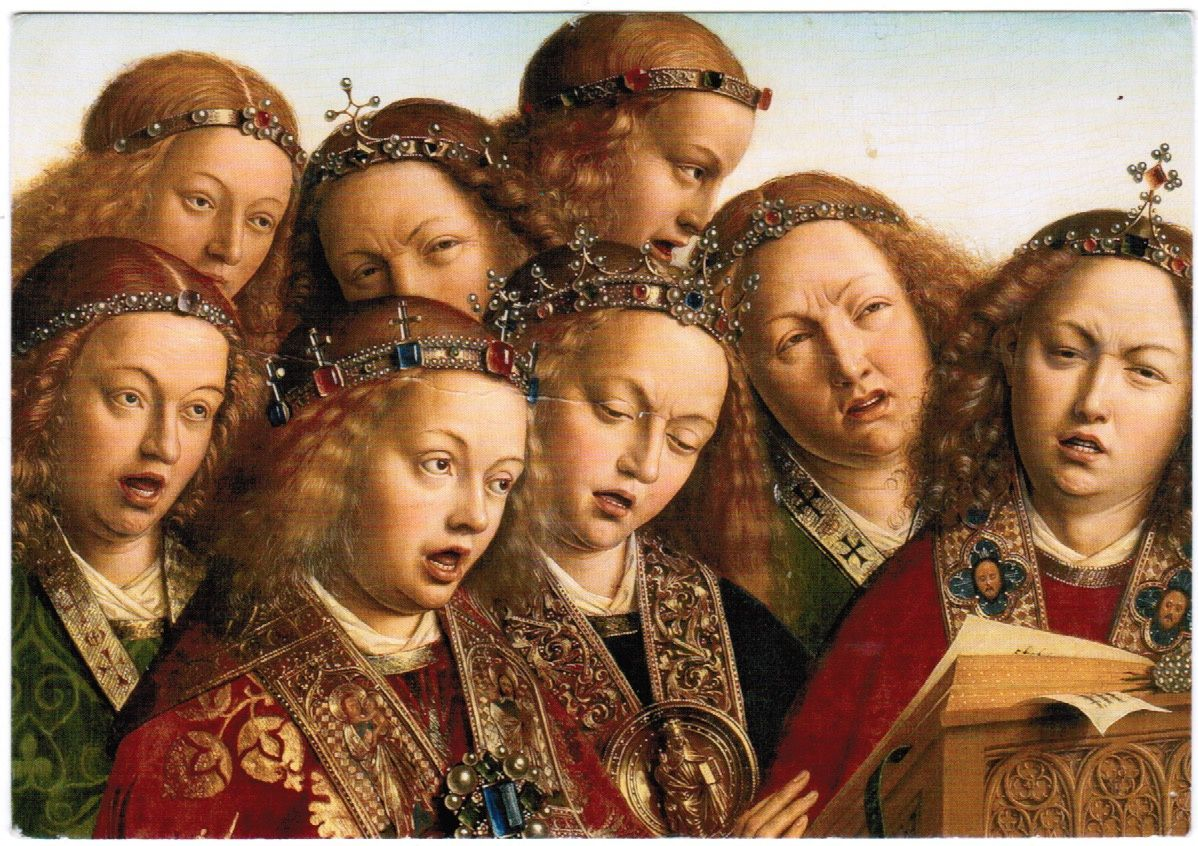 Chants de Noël à Béthanie
