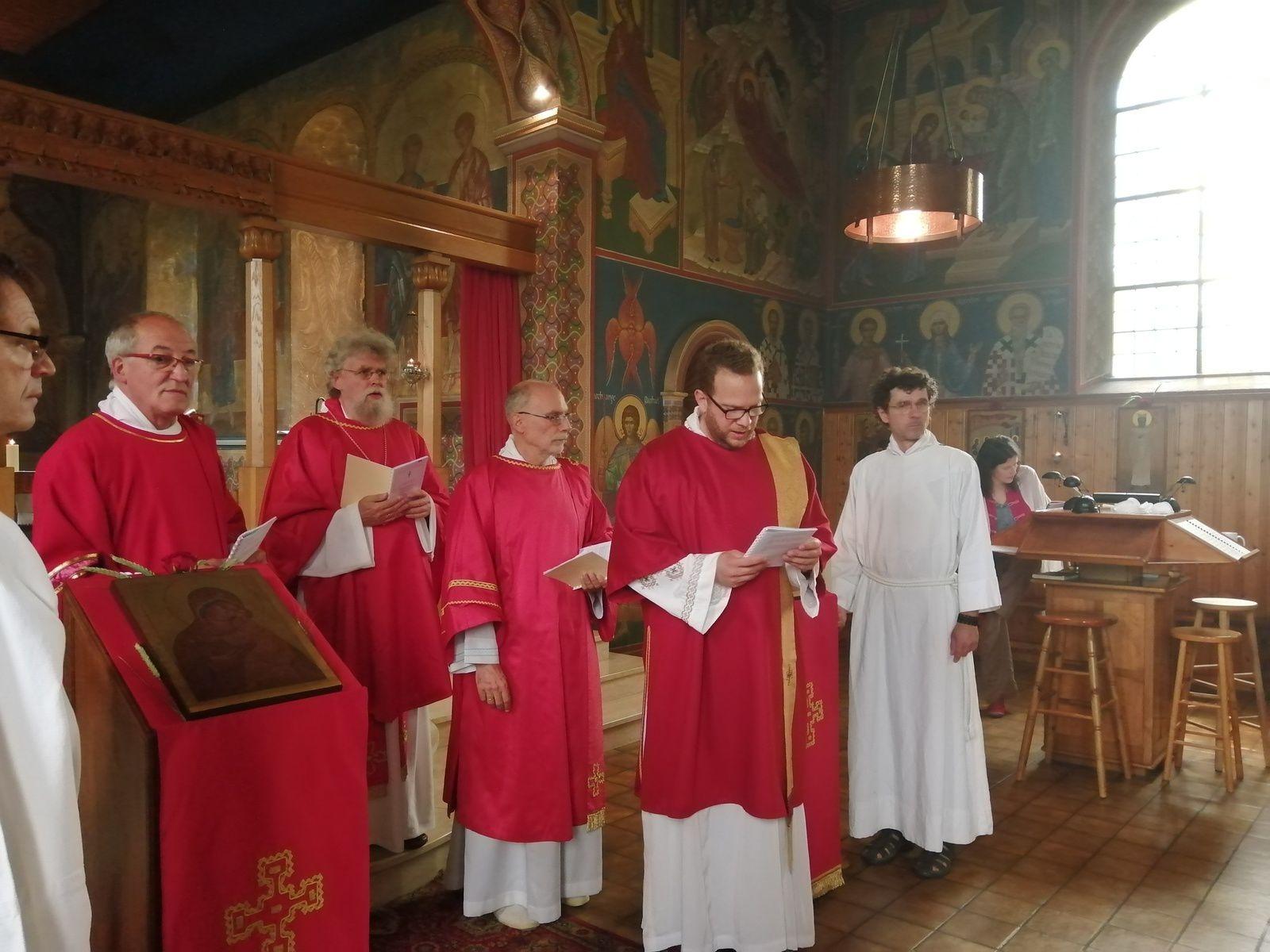 Fête de la Pentecôte à Béthanie